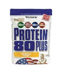 WEIDER Protein 80+ Stand-up Bags