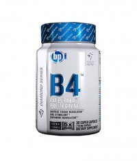 BPI SPORTS B4 Fat Burner Pre-Training 30 Caps.