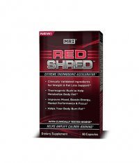 MRI Red Shred 90 Caps.