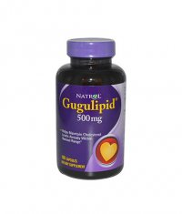 NATROL Gugulipid 500mg. / 100 Caps.