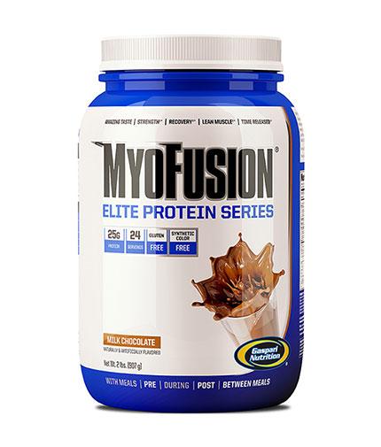 gaspari Myofusion Elite Protein Series