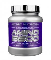 SCITEC Amino 5600 / 500 Tabs.