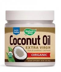 NATURES WAY EfaGold Coconut Oil