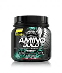 MUSCLETECH Amino Build 30 Serv.