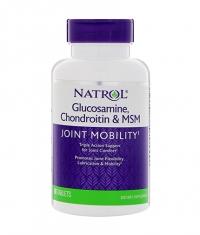 NATROL Glucosamine Chondroitin MSM 90 Caps.