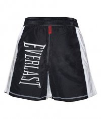EVERLAST Mens MMA Shorts  Black / White