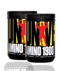 PROMO STACK Universal Amino 1900 / 300 Tabs. / x2