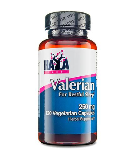 haya-labs Valerian 250mg. / 120 Vcaps.