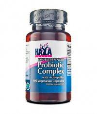 HAYA LABS Double Strength Probiotic Complex / 100 Caps.