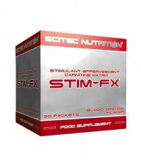 SCITEC Stim-FX 20 Packs