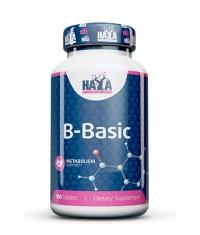 HAYA LABS B-Basic 100 Tabs.