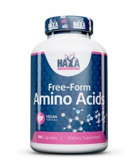 HAYA LABS Free Form Amino Complex 100 Caps.
