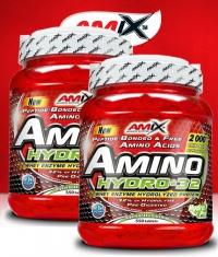 PROMO STACK Amix Amino Hydro-32 / 550 Tabs. / x2