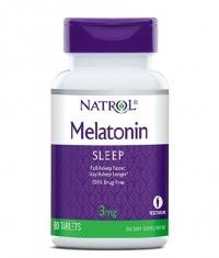 NATROL Melatonin 3mg. / 60 Tabs.