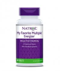 NATROL My Favorite Multiple ® Energizer 60 Tabs.