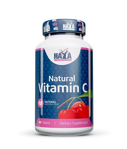 HAYA LABS Organic Vitamin C 60 Tabs.