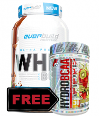 PROMO STACK Black Month Whey Hydro BCAA stack!