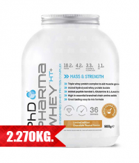 PhD Pharma Whey HT+  5lbs.