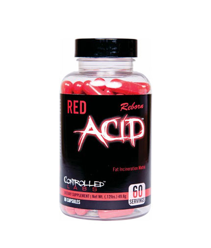 controlled-labs Red ACID Reborn 60 Tabs.