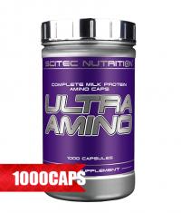 SCITEC Ultra Amino 1000 Caps.