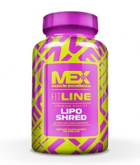 MEX Lipo Shred 120 Tabs.