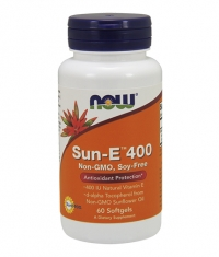 NOW Sun-E 400 / 60 Softgels