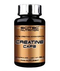 SCITEC Creatine Capsules 800 mg. / 120 Caps.