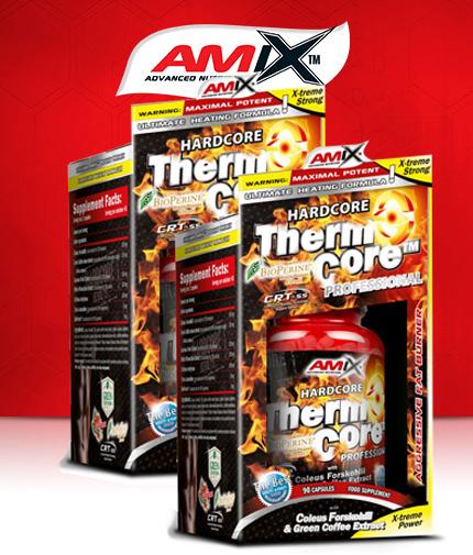 promo-stack AMIX ThermoCore ™ Professional 90 Caps./ x2