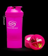 SMART SHAKE Neon Pink 600ml