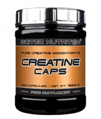SCITEC Creatine Capsules 800 mg. / 250 Caps.
