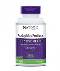 NATROL Acidophilus Probiotic 100mg. / 150 Caps.