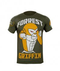 HAYABUSA FIGHTWEAR Forrest Griffin Hall of Fame T-Shirt