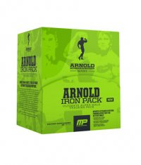 MP ARNOLD SERIES Iron Pack 30 Packs.