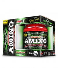 AMIX MuscleCore Anabolic Amino with CreaPep 250 Tabs.