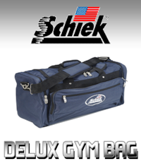 SCHIEK Medium Gym Bag