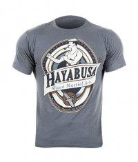 HAYABUSA FIGHTWEAR Fisticuffs S/S /Heather Blue/