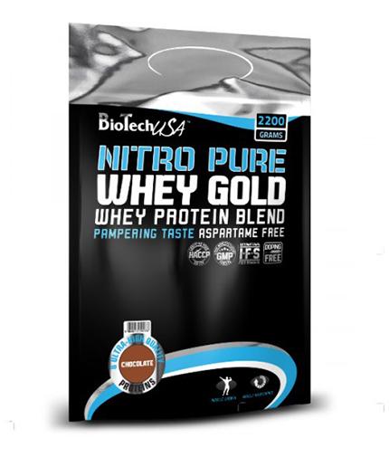 biotech-usa Nitro Pure Whey Gold