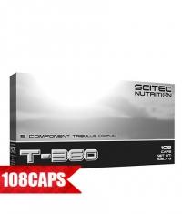 SCITEC T-360 / 108 Caps