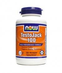 NOW TestoJack 100 ™ / 120 VCaps.