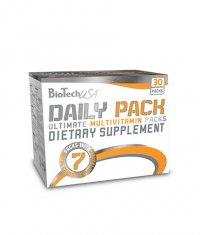BIOTECH USA Daily Pack 30 Packs.