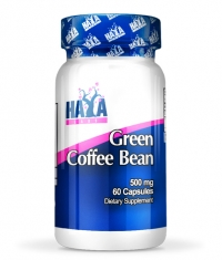 HAYA LABS Green Coffee Bean Extract 500mg / 60 Caps.