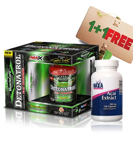 PROMO STACK Amix Deonatrol / Haya Labs Acai Extract FREE
