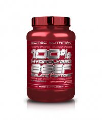 SCITEC 100% Hydrolyzed Beef Isolate Peptides