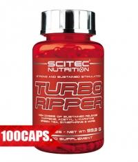 SCITEC Turbo Ripper 100 Caps.