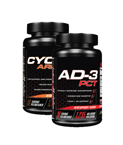 PROMO STACK Post Cycle Therapy 3