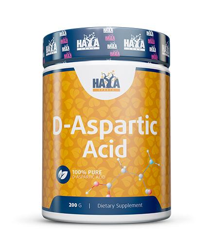 HAYA LABS Sports D-Aspartic Acid 200g.