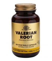 SOLGAR Valerian Root, F.P. 100 Caps.