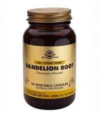 SOLGAR Dandelion Root, F.P. 100 Caps.