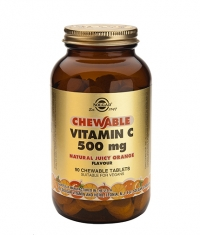 SOLGAR Vitamin C 500 mg. /90tabs. Chewable