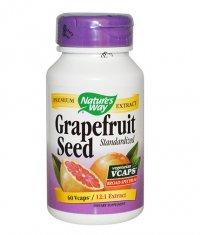NATURES WAY GRAPEFRUIT SEED 529 mg x 60 caps